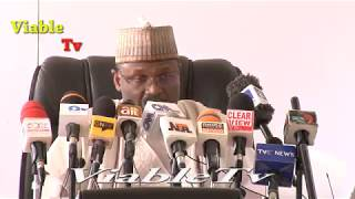 Just In : INEC's Full Statement Declaring PDP Candidates Winners Of Zamfara Elections