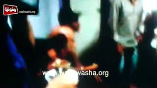 تسريب لفيديو إعتقال محمد رمضان وتوتر حسن حسني معه في قسم المرج