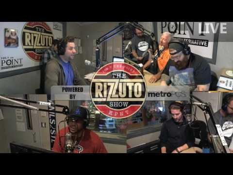 Finesse Mitchell  - Freak Of The Week on The Rizzuto Show