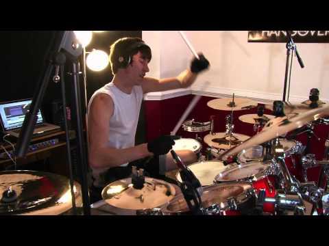 Click Click Boom - Drum Cover - Saliva