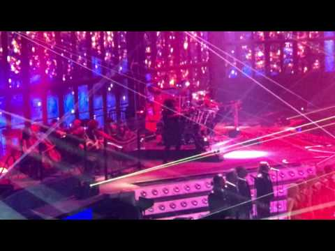 Trans-Siberian Orchestra, U.S. Bank Arena, Cincinnati Ohio 12-21-2016, HD Part 1