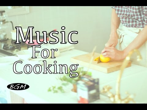 3HOURS - Cafe Music - Jazz & Bossa Nova Background Music - Music for Cooking!!