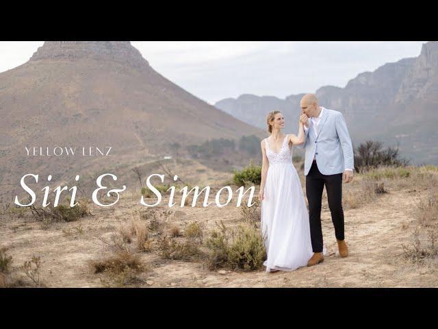 Siri & Simon   Cape Town Elopement Photography