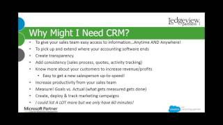 CRM 101 for Oil and Gas Marketers