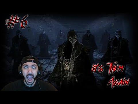 IT'S THEM AGAIN!! | The Dark Occult (2018) : Part 6