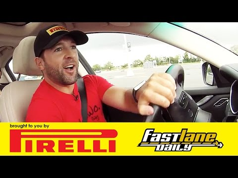 Pirelli P Zero All Season Plus Tires featured on Fast Lane Daily