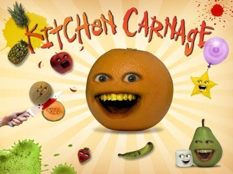 annoying orange kitchen carnage iphone game preview youtube rh youtube com annoying orange kitchen carnage apk download annoying orange kitchen carnage free download