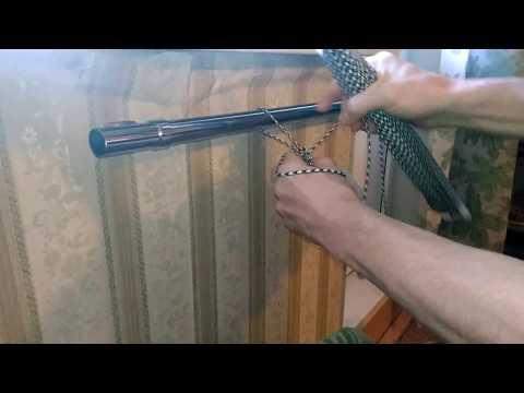 Начало плетения гамака своими руками