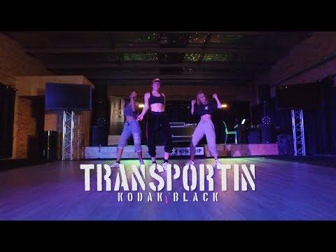 TRANSPORTIN - KODAK BLACK | KINSHIP ACADEMY | Choreography by Chelsea Rizza