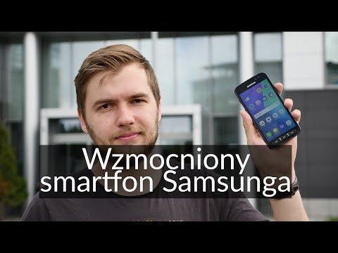 Samsung Galaxy Xcover 4: Czy warto kupić? Szybki test smartfona!