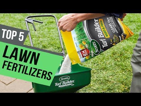 5 Best Lawn Fertilizers 2019 Reviews