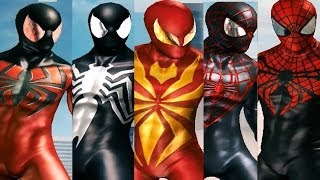 The Amazing Spider-Man 2 Mobile - ALL Suits UNLOCKED [iPad/Android]