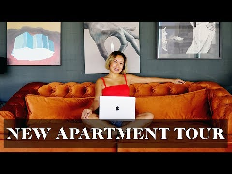 New Apartment Tour (Major Renovation!) | Laureen Uy