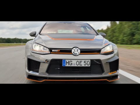 OETTINGER - Golf 500 R mit R5 Turbo beim High Performance Event | Continental
