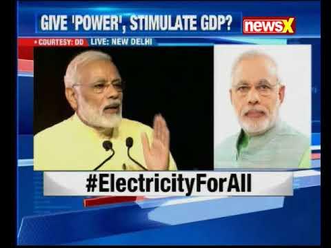 Saubhagya Yojana launch: Will change fortunes of poor in the country, says PM Modi