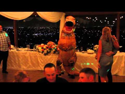 Problems With Kids T Rex Costume