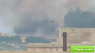 Т-90. Террористы сирии обстреляли танк т-90!