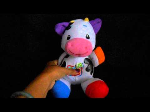 Fisher-price Laugh And Learn Musical Learning Cow / Www.folk-ferrari.pantown.com