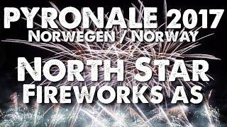 Pyronale 2017 Norwegen -  North Star Fireworks AS Winner Show | Gewinner | Sieger [ 4K UHD ]