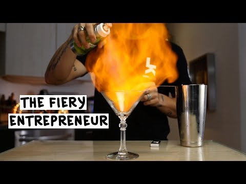 The Fiery Entrepreneur