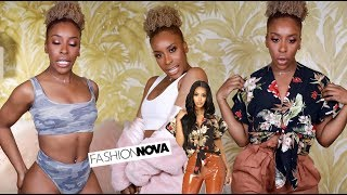 Fashion Nova...Here We Go AGAIN! | Jackie Aina
