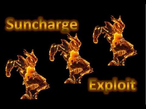 Destiny - NEW SUNCHARGE EXPLOIT? - Rapid-fire Suncharge Technique for Higher DPS!