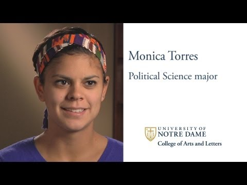 Political Science Student Profile: Monica Torres