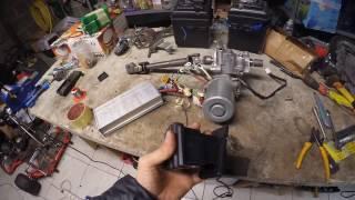 teste du moteur brushless direction assisté renault part 3