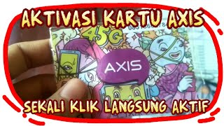 Download lagu CARA REGISTRASI KARTU AXIS ONLINE 2020 KK