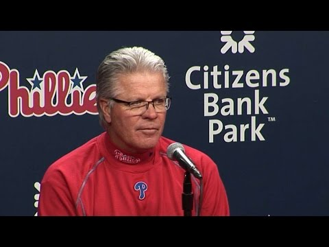 NYM@PHI: Mackanin discusses win over Mets