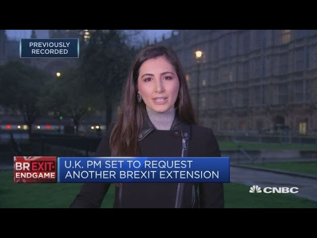 UK seeks another Brexit extension from EU | Squawk Box Europe