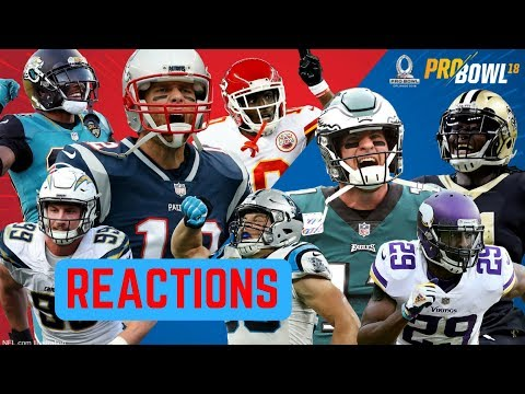 NFL Pro Bowl 2018 Rosters Reaction | Who got Snubbed?
