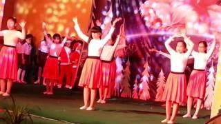 Đêm Noel: Vũ điệu trời hân hoan (Trời hân hoan - Nhạc Giáng Sinh)