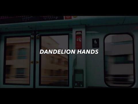 dandelion hands // i like you (lyrics)