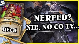 NERFED?  NIE, NO CO TY - QUEST ROGUE VER.  3.0.0 - Hearthstone Deck Std (The Boomsday Project)