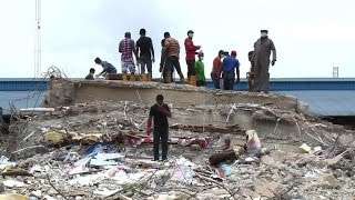 Structural tests ordered after fatal Lagos building collapse