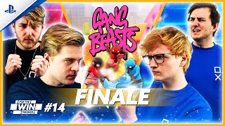 GANG BEASTS MASKED FINALE met JEREMY, MATTHY, THOMAS en EGBERT | FOR THE WIN: MASKED | PlayStation