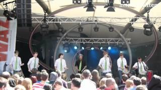"""Bochum: """"Bochum Total"""" 2012, Barulheiros aus Witten, 08.07.2012, 16 Uhr"""
