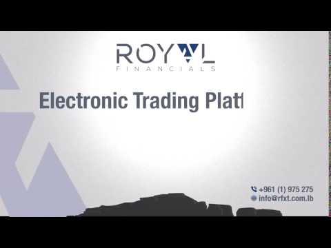 Electronic Trading Platforms since 2008.