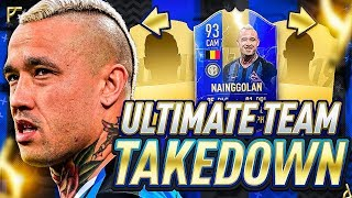THE MOST UNDESERVED TOTS EVER?!? EPIC TOTS NAINGGOLAN TEAM TAKEDOWN!!!