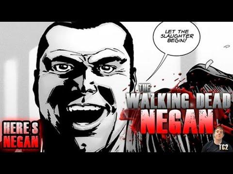 The Walking Dead - Negan's Pre Zombie Apocalypse Occupation Revealed!
