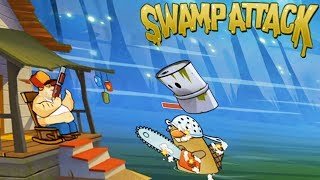 Swamp Attack - Outfit7 Limited Episode 3 Level 6-7 Walkthrough
