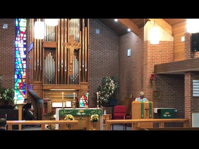 4 Pentecost - Morning Prayer - 6/20/21