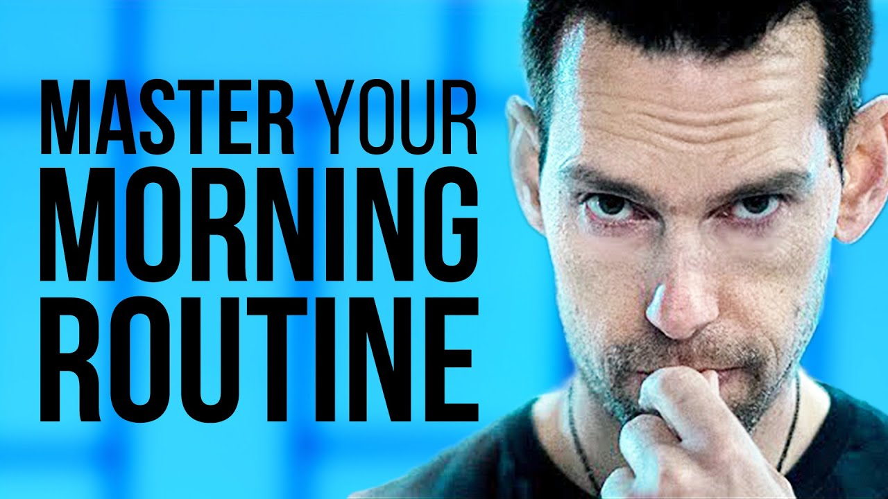 CRUSH your Day With This Early MORNING ROUTINE