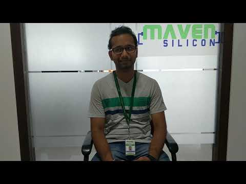 Ramling got placed in Microsemi - Shares his journey at Maven Silicon