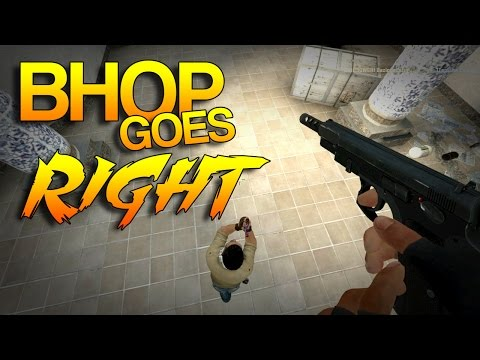 CS:GO - Bhop Goes RIGHT! #2