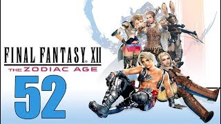 Final Fantasy 12 The Zodiac Age - Let's Play Part 52: Sky Fortress Bahamut