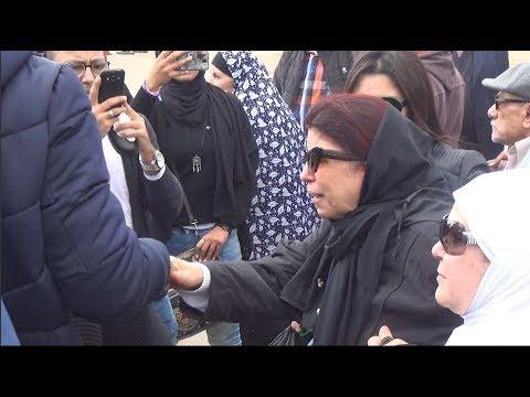 الوطن المصرية:انهيار زوجة وبنات الفنان محمد متولي في جنازته