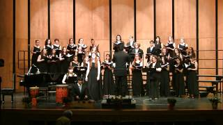 NCP Concert Choir - Agnus Dei (St. Francis in the Americas: A Caribbean Mass)