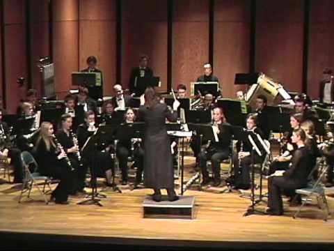 University of Wisconsin/Superior 2002 Christmas Band Concert